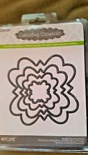 Darice Nesting floral shapes 4 pc.embossing essentials