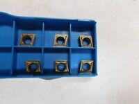 Ingersoll Carbide Turning Inserts CCMT 09T308 MT TT5080 Box of 6 5523030