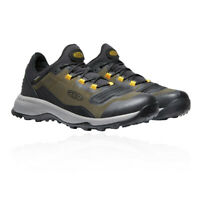 Keen Mens Tempo Flex Waterproof Walking Shoes Brown Sports Outdoors Breathable