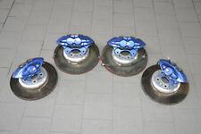 BMW F30 F80 Bremsanlage Bremssattel Bremssättel M Sport Blau Brake Disc Calipers