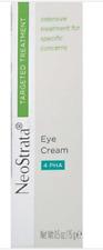 NeoStrata Eye Cream 4 PHA - 15 g / 0.5 oz   (New In Box) Free shipping