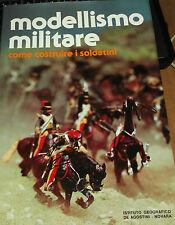 Modellismo Militare  Come costruire i Soldatini  DeAgostini sc10