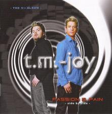 T.M.-Joy – Passion & Pain - The 5th Album Cd Album  EURODISCO