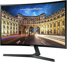 "Samsung CF396 24"" LED Curved HD FreeSync Monitor (LC24F396FHNXZA) - Brand New"
