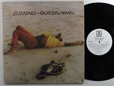 BB KING Guess Who ABC LP NM wlp