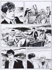 "BRUNO BRINDISI - Dampyr n. 209 "" L'indagatore dell'incubo "" p. 31"
