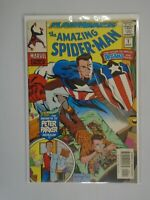 Amazing Spider-Man Wizard Ace Edition #14 VF 8.0 2002 Stock Image