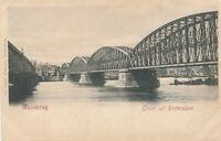ROTTERDAM – Maasbrug – Netherlands – udb (pre 1908)