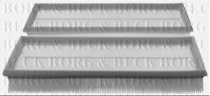 BORG & BECK AIR FILTER FOR MERCEDES-BENZ R-CLASS PETROL 5.5 MPV 285KW