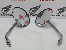 Honda CL 70 90 100 K1 K2 K3 K4 K5, S 90 Spiegel Set chrom links + rechts Genuine