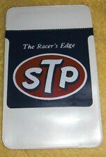Vtg CAR TRUCK MECHANIC TOOL STP RACING POCKET PROTECTOR Hot Rat Rod 60S 70S NOS
