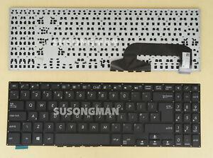 New UK Keyboard For ASUS vivobook X507MA X507UA X507UB X507LA Laptop Black