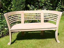 Teak bench , Solid Teak Garden Bench Modern design Julian Bench Hardwood
