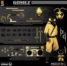 Mezco One 12 Collective Clan of the Golden Dragon Gomez No Swag Opened
