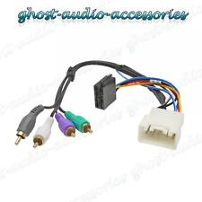 Toyota Celica Active Car Stereo Radio ISO Wiring Harness Adaptor Loom TY-102