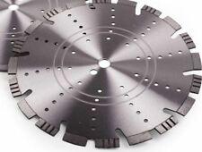 16 X 125 Diamond Blade Saw Hi Speed Masonry Brick Asphalt Concrete Repair Curb