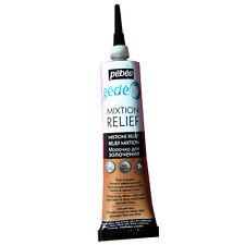 Gedeo Gleiten Mixtion Relief Paste 3d Metall Folie Blätter Klebstoff 37ml Rohr