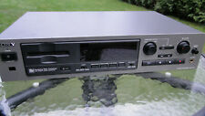 2U High Rack-Mountable Professional MiniDisc Recorder Player Sony Mds-E58 Japan
