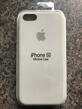 Apple iPhone 5 5s / SE Silicon Case Great Handling Original Cover Stone Grey