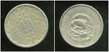 MEXIQUE  10 centavos 1938