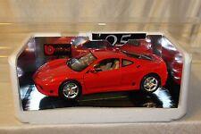 X 14* Burago Ferrari 360 Modena ROT*Neuwertig*Sammler Zustand*