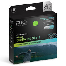 Rio InTouch Outbound Short F/I Fly Line - ALL SIZES - FREE FAST SHIPPING