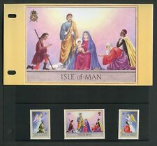 Isle Of Man Lot Of 5 Presentation Packs Complete With Mint Never Hinged Stamps