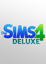 THE SIMS 4 DELUXE FULL GAME - PC & MAC ORIGIN