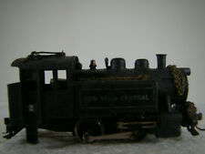 Bachmann Steam Locomotive Logging Switcher - custom weathered - HO scale