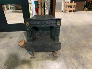 Cast Iron Franklin Stove