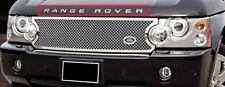 Scritta RANGE ROVER Fregio Stemma Logo LAND ROVER SPORT VOGUE EVOQUE DISCOVERY