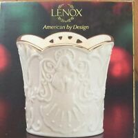 LENOX Merry Lights Angel Votive Candleholder NEW