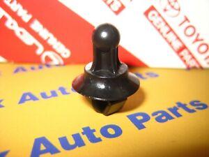 Toyota Tacoma Tundra Gas Lid Close Latch Catch Knob Pin Genuine OEM Toyota