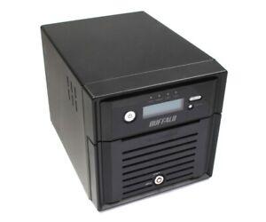 Buffalo TeraStation // 2-Bay NAS // TS5200DWR // 2x LAN // 4x USB