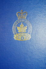 WW2 Korea Royal Canadian Legion 1926 - 1986 Reference Book