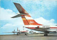 Interflug Turbinenluftstrahlverkehrsflugzeug TU 134
