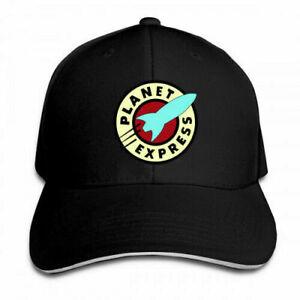 Planet Express Futurama 1 Unisex Adjustable Snapback Baseball Cap Hat