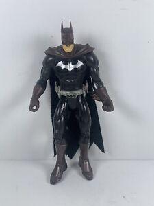 """Batman 6.5"""" Action Figure Battle Armor Cloth Cape with Rubber Top DC Comics"""
