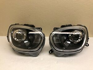 2017 2018 2019 mini cooper countryman LH RH LED headlights OEM Pair