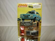 DINKY TOYS METAL ACTION KIT 1004 FORD ESCORT - UNPAINTED 1:43 - EXCELLENT