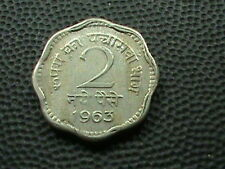 INDIA   2 Paise   1963 C   COMBINED SHIPPING