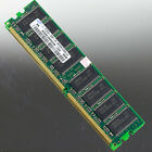 Samsung Low Density 1GB DDR400 PC3200 400MHZ NON-ECC 184PIN DIMM Non-ECC memory