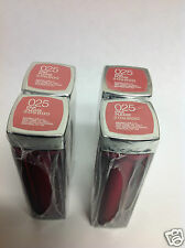 4 X Maybelline Color Sensational Lipstick PINK PLEASE #025 NEW.