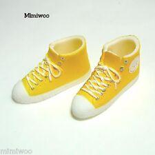 Obitsu 27cm Female 1/6 Figure Blythe Momoko Pullip Doll Basket Shoes Yellow