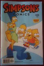 Simpsons Comics (2013) #205 - Direct Market - Comic Book - Bongo Comics