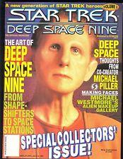 Star Trek DS9 Magazine Issue 3 - Odo