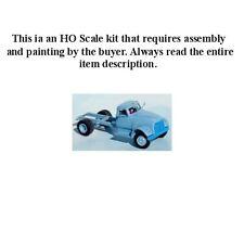 HO SCALE: 1950-53 GMC 620 LWB CAB & CHASSIS - SYLVAN - KIT #V-022