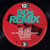 12 Inch Dance - 90s Remix - New 3CD Album