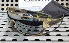 New Oakley TURBINE ROTOR Sunglasses 9307-1232 Desolve Bare Camo w/ Black Iridium