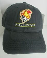 Albuquerque Dukes Hat Cap Strapback Baseball Defunct Minor League Team Retro